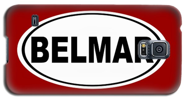 Galaxy S5 Case featuring the photograph Belmar New Jersey Home Pride by Keith Webber Jr
