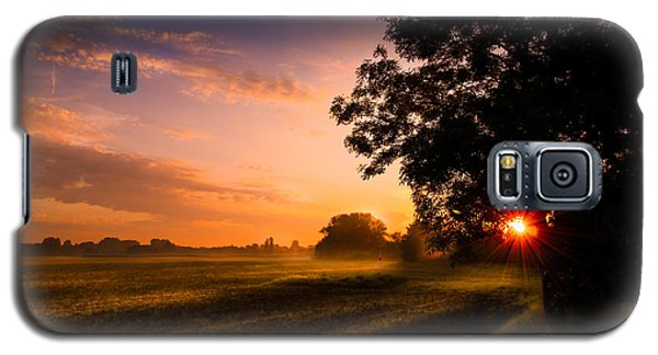 Galaxy S5 Case featuring the photograph Beloved Land by Franziskus Pfleghart