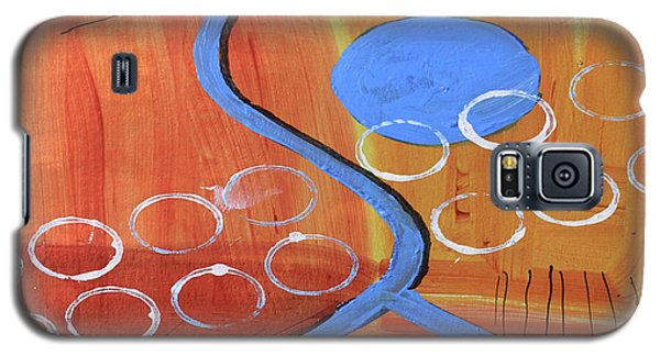 Below The Line Galaxy S5 Case