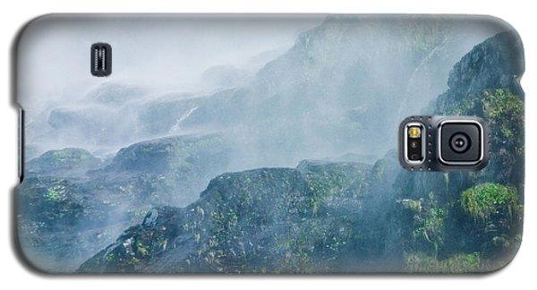 Below Wallace Falls Galaxy S5 Case