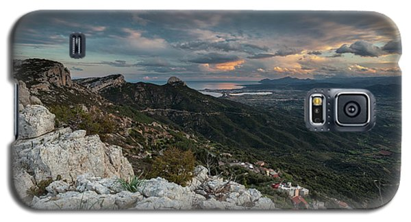 Belvedere Of Baunei Galaxy S5 Case