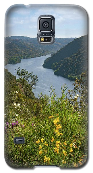 Galaxy S5 Case featuring the photograph Belver Landscape by Carlos Caetano