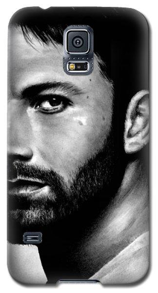 Ben Affleck Galaxy S5 Case - Ben Affleck by Rick Fortson
