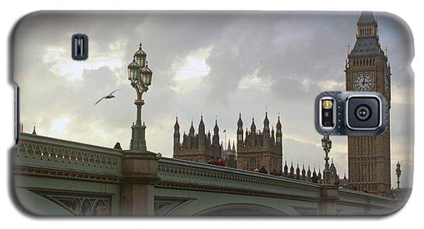 Ben And The Bridge Galaxy S5 Case by Sebastian Mathews Szewczyk