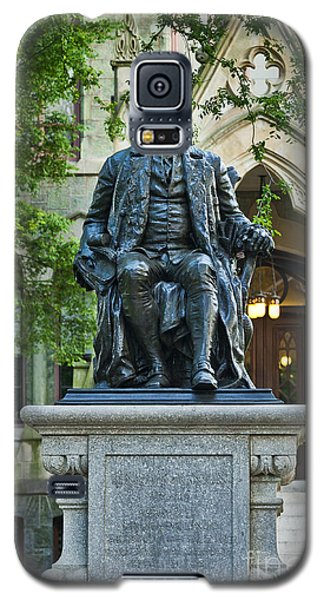 Ben Franklin At The University Of Pennsylvania Galaxy S5 Case