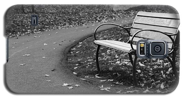 Bench On The Walk Galaxy S5 Case