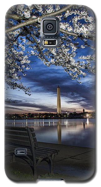 Bench With A View Galaxy S5 Case