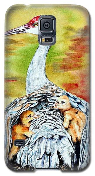 Beneath My Wings Galaxy S5 Case