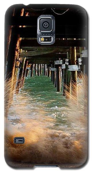 Beneath The Pier Galaxy S5 Case