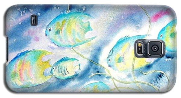 Beneath The Waves Galaxy S5 Case