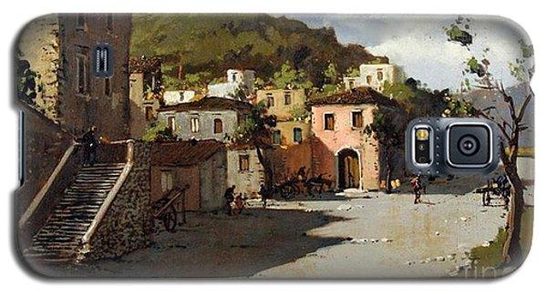 Provincia Di Benevento-italy Small Town The Road Home Galaxy S5 Case