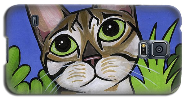 Bengal Beauty Galaxy S5 Case