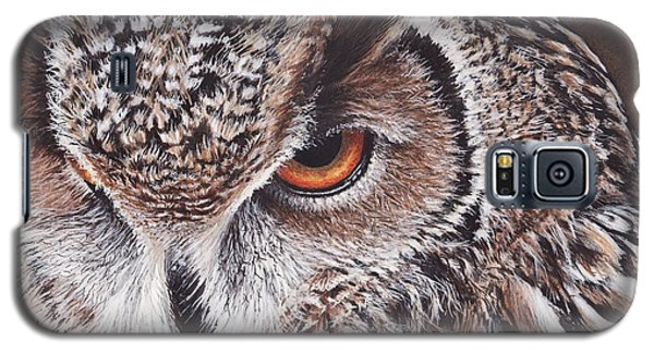 Bengal Eagle Owl Galaxy S5 Case