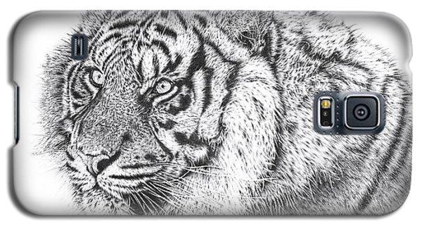 Bengal Tiger Galaxy S5 Case