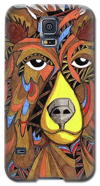 Benjamin Bear Galaxy S5 Case