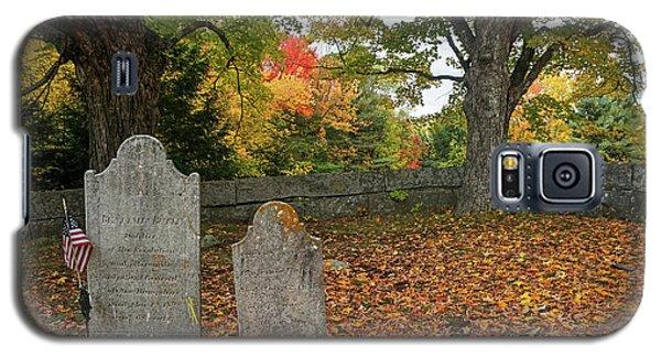 Benjamin Butler Grave Galaxy S5 Case