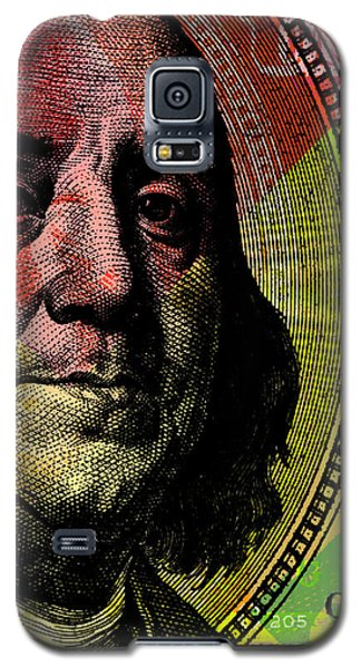 Benjamin Franklin - $100 Bill Galaxy S5 Case
