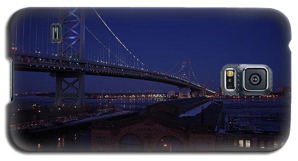 Benjamin Franklin Bridge Galaxy S5 Case