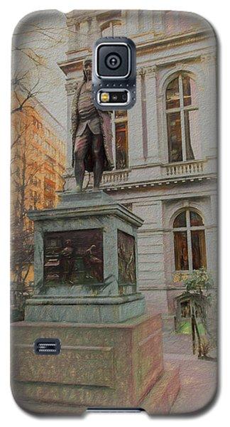 Benjamin Franklin Sketch Galaxy S5 Case