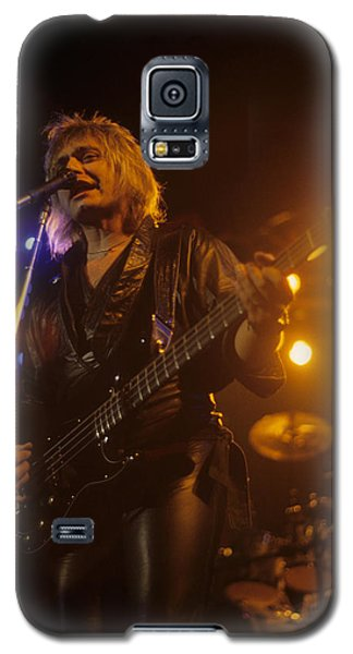 Benjamin Orr Of The Cars Galaxy S5 Case