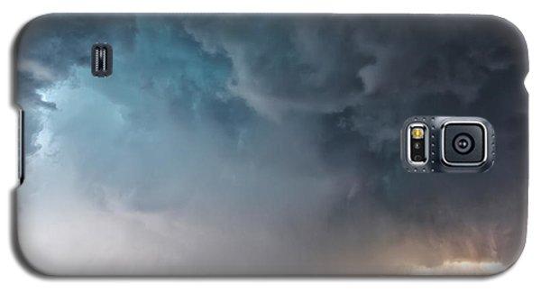 Bennington Kansas Tornado Structure Galaxy S5 Case