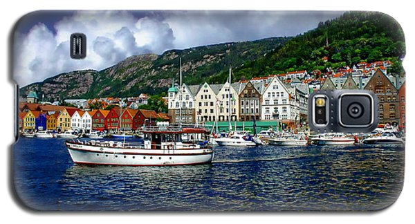 Bergen - Norway Galaxy S5 Case