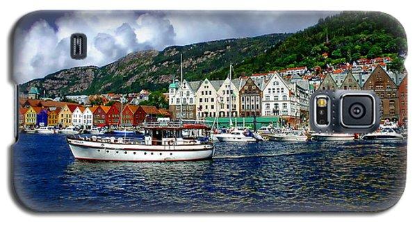 Bergen - Norway Galaxy S5 Case by Anthony Dezenzio