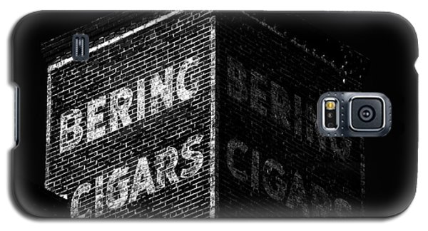 Bering Cigar Factory Galaxy S5 Case by David Lee Thompson