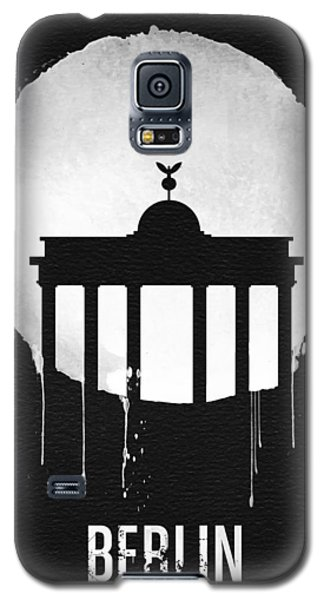 Berlin Galaxy S5 Case - Berlin Landmark Black by Naxart Studio