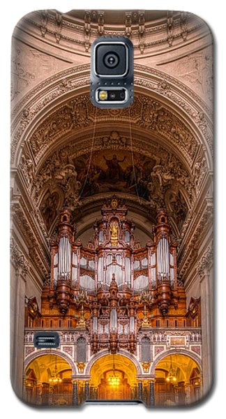 Berliner Dom Pipe Organ Galaxy S5 Case