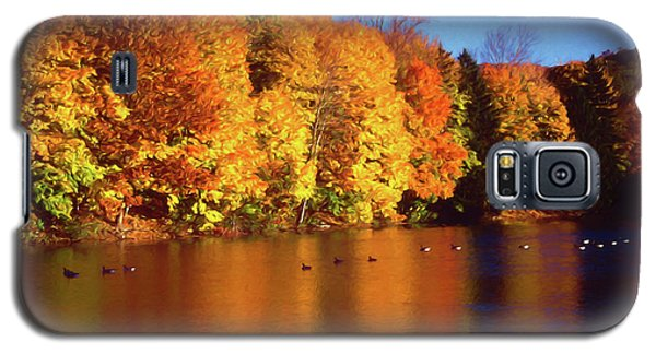 Bernharts Dam Fall 008 Galaxy S5 Case