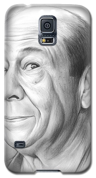 Wizard Galaxy S5 Case - Bert Lahr by Greg Joens