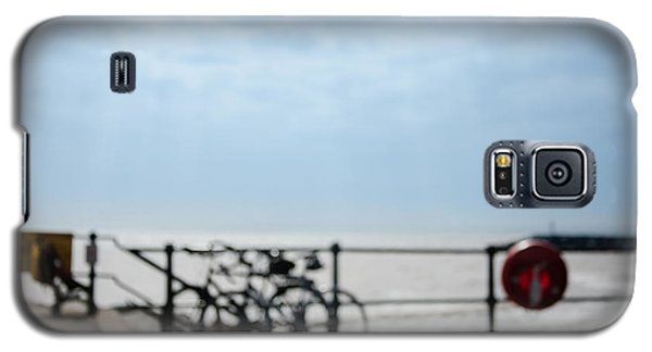 Galaxy S5 Case featuring the photograph Beside The Seaside #6 by Jan Bickerton