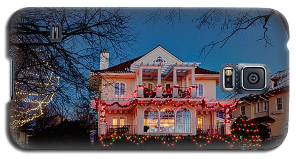 Best Christmas Lights Lake Of The Isles Minneapolis Galaxy S5 Case