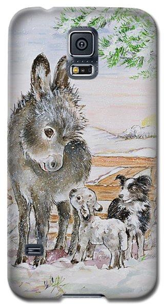 Best Friends Galaxy S5 Case by Diane Matthes
