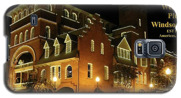 Best Western Plus Windsor Hotel - Christmas -2 Galaxy S5 Case