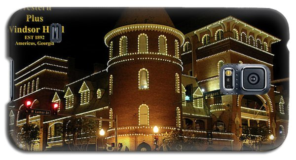 Best Western Plus Windsor Hotel - Christmas Galaxy S5 Case