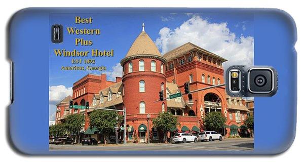 Best Western Plus Windsor Hotel Galaxy S5 Case