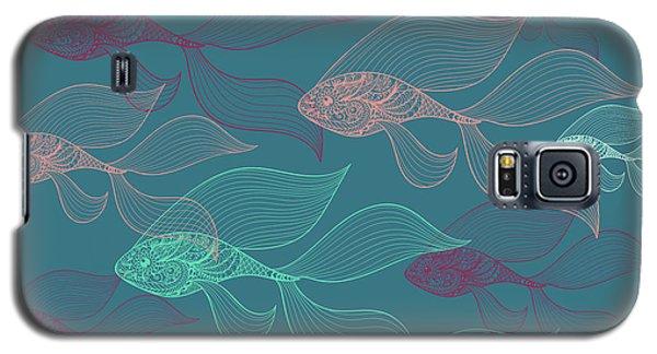 Beta Fish  Galaxy S5 Case