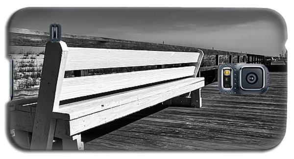 Bethany Beach Boardwalk Galaxy S5 Case