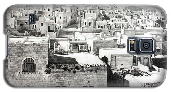 Bethlehem Old Town Galaxy S5 Case