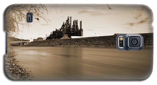 Bethlehem Steel Along The Lehigh Galaxy S5 Case