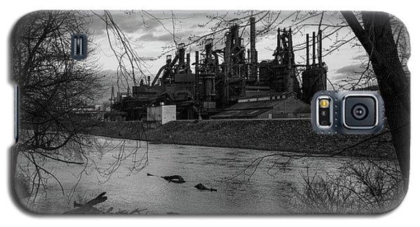 Bethlehem Steel Bw Galaxy S5 Case