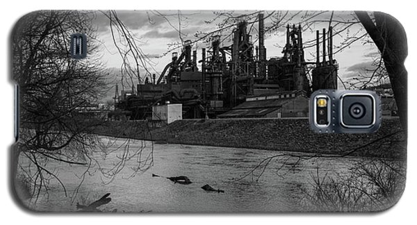 Bethlehem Steel Bw Galaxy S5 Case