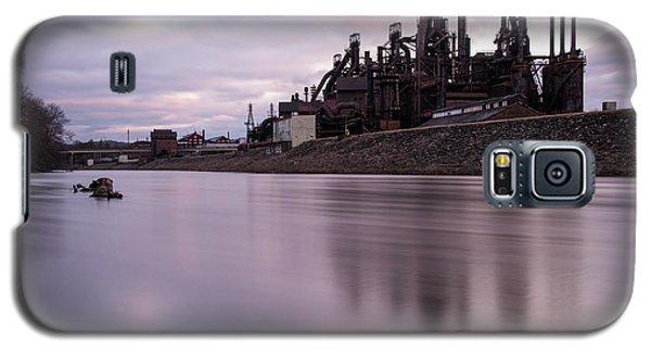 Bethlehem Steel Sunset Galaxy S5 Case