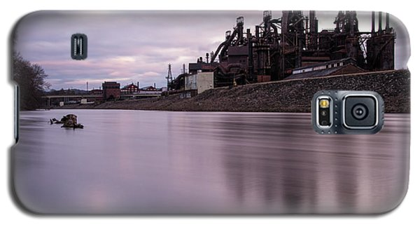 Bethlehem Steel Sunset Galaxy S5 Case