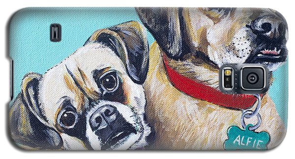 Betty And Alfie Galaxy S5 Case