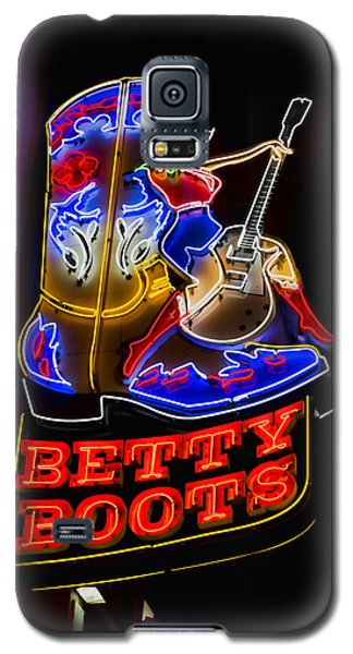 Betty Boots Galaxy S5 Case by Stephen Stookey