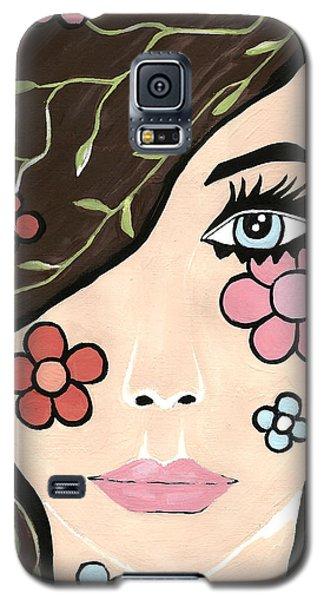 Betty Galaxy S5 Case by Kathleen Sartoris
