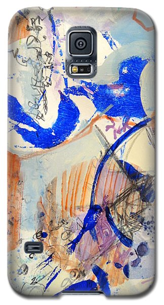 Between Branches Galaxy S5 Case by Mary Schiros